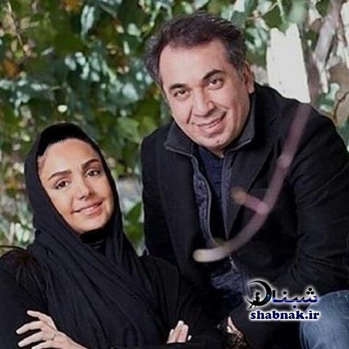 طناز هادیان همسر سیامک انصاری