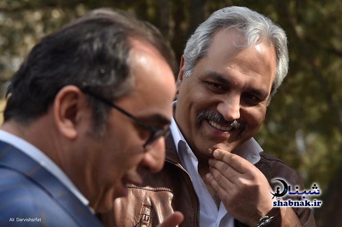 بیوگرافی سیامک انصاری و مهران مدیری