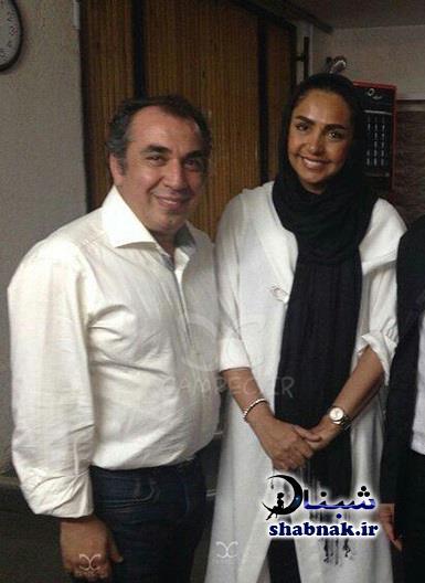 بیوگرافی سیامک انصاری و همسرش طناز هادیان