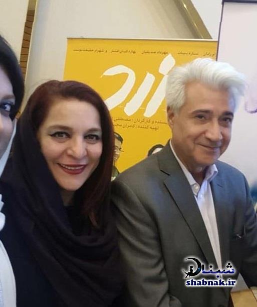 بیوگرافی تهمینه میلانی و همسرش محمد نیک بین