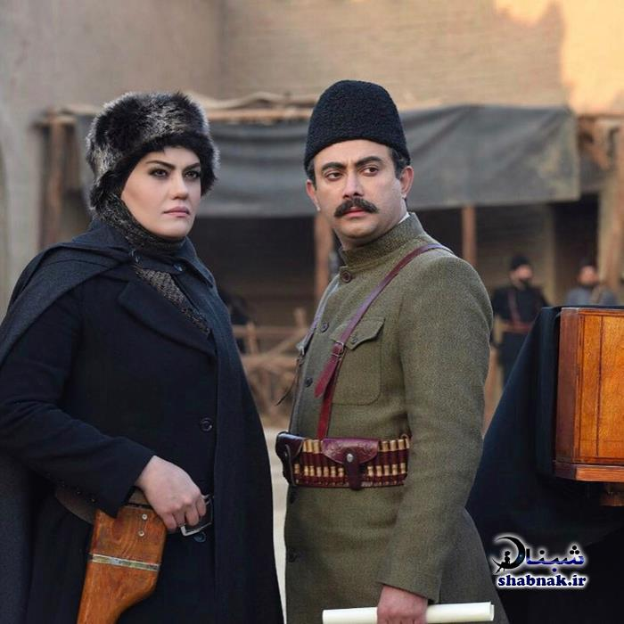 بیوگرافی آرزو نبوت در سریال ایراندخت