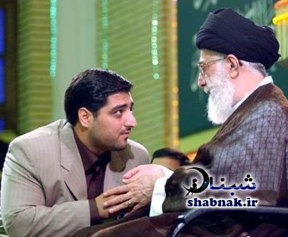 دیدار مجید بنی فاطمه و و رهبر انقلاب