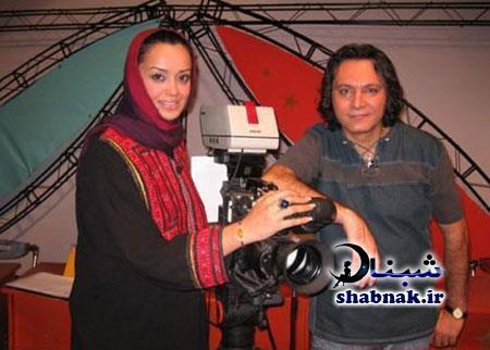 بیوگرافی الهام چرخنده و همسرش +علت طلاق و تصاویر