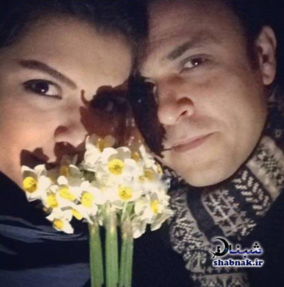 donya madani 17 - بیوگرافی دنیا مدنی و همسرش علیرضا کمالی +تصاویر