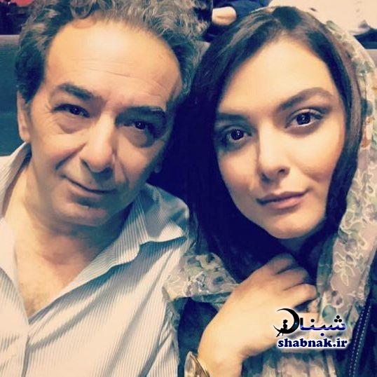 donya madani 6 - بیوگرافی دنیا مدنی و همسرش علیرضا کمالی +تصاویر