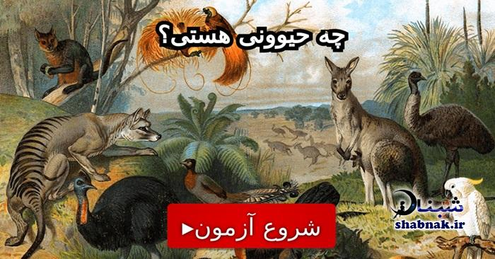 earth day quiz 2 - حیوان درون شما چیست؟ تست شناسایی حیوان درون شما