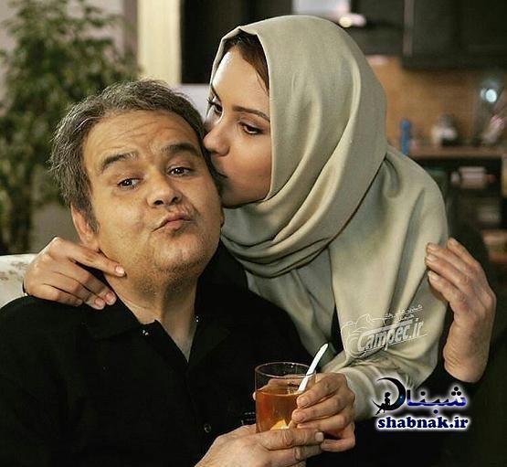 elmira abdi shabnak.ir 2 - بیوگرافی المیرا عبدی (دختر اکبر عبدی) و همسرش +تصاویر