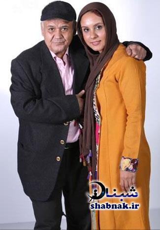 elmira abdi shabnak.ir 7 - بیوگرافی المیرا عبدی (دختر اکبر عبدی) و همسرش +تصاویر