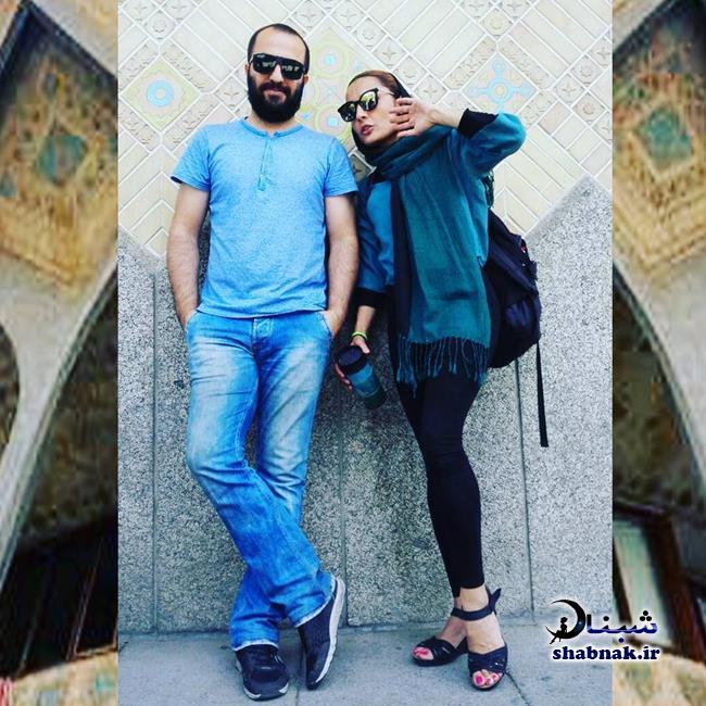 elsa firouzazar 1 - بیوگرافی السا فیروز آذر و همسرش +تصاویر و ماجرای طلاق