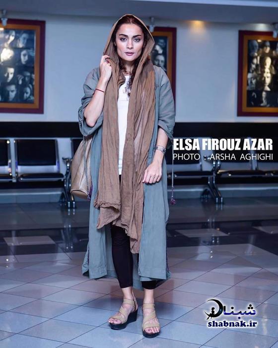 elsa firouzazar 2 - بیوگرافی السا فیروز آذر و همسرش +تصاویر و ماجرای طلاق