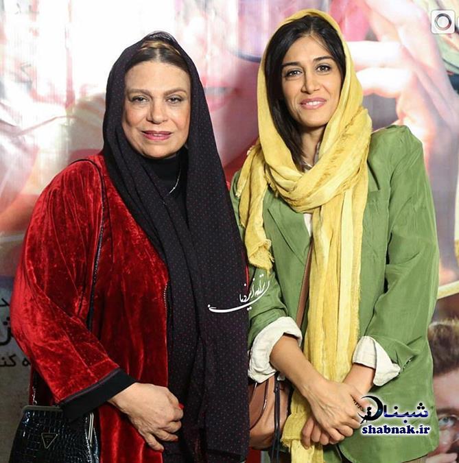 آناهیتا اسماعیل خانی دختر گوهر خیراندیش