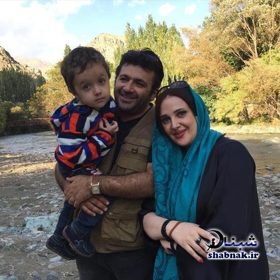 hahram abdoli 2 - بیوگرافی شهرام عبدلی و همسرش +تصاویر خانوادگی