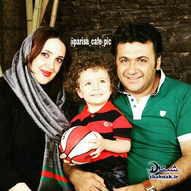 hahram abdoli 3 - بیوگرافی شهرام عبدلی و همسرش +تصاویر خانوادگی