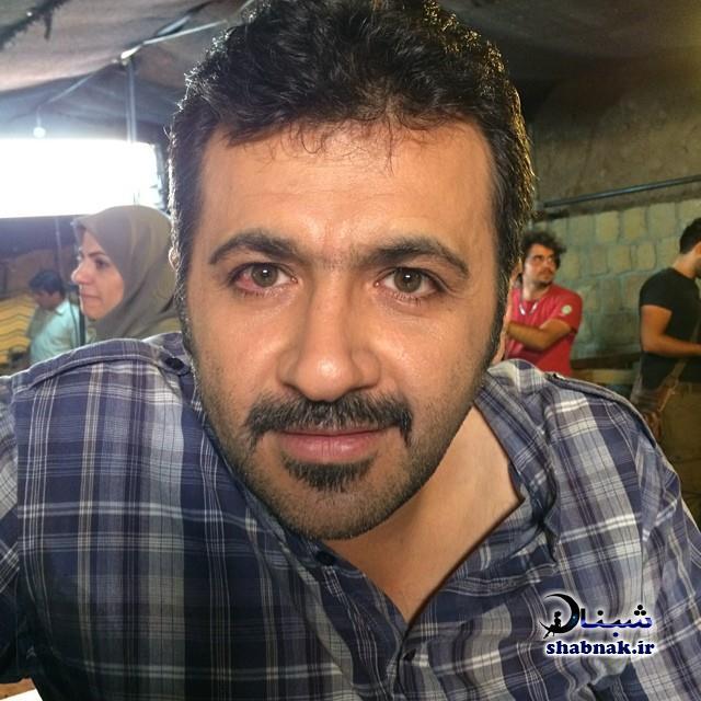 بیوگرافی شهرام عبدلی و همسرش +تصاویر خانوادگی شهرام عبدلی