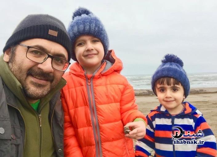 hahram abdoli 7 - بیوگرافی شهرام عبدلی و همسرش +تصاویر خانوادگی