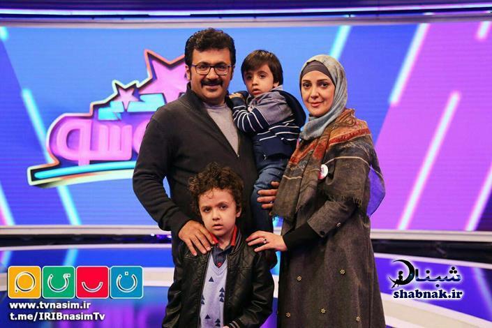hahram abdoli 8 - بیوگرافی شهرام عبدلی و همسرش +تصاویر خانوادگی