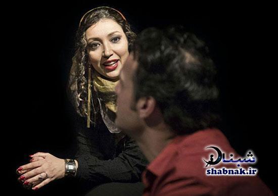 سلماز غنی در سریال کمال