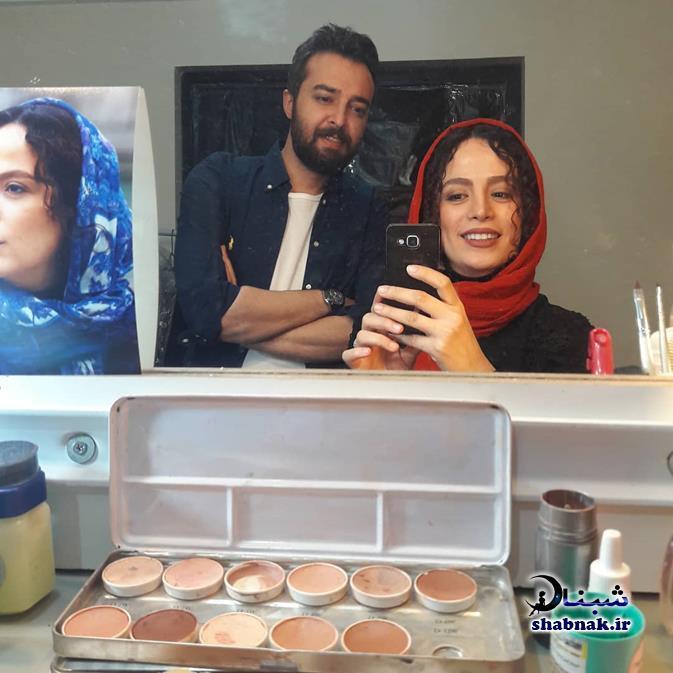 بیوگرافی محمودرضا قديريان و همسرش فرشته آلوسی
