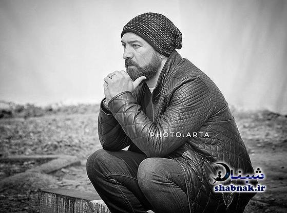 majid salehi 7 - بیوگرافی مجید صالحی و همسر مجید صالحی +تصاویر خانواده