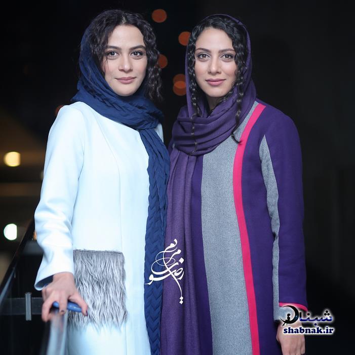 عکس مارال فرجاد و خواهرش منا فرجاد