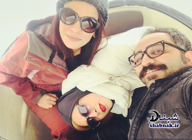 maral farjad 3 - بیوگرافی مارال فرجاد و همسر مارال فرجاد +تصاویر خانواده