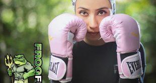 بیوگرافی معصومه تاجیک دختر رزمی کار +تصاویر و فیلم