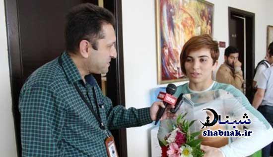 molai nezakat 49 - بیوگرافی سعید ملایی و همسرش نزاکت جودوکار آذربایجانی