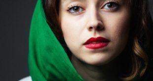 نیلوفر رجایی فر دختر داعشی در سریال پایتخت ۵