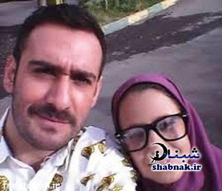 nima shaban nejad 1 - بیوگرافی نیما شعبان نژاد و همسرش +عکس های خانوادگی