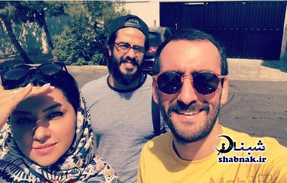 nima shaban nejad 2 - بیوگرافی نیما شعبان نژاد و همسرش +عکس های خانوادگی