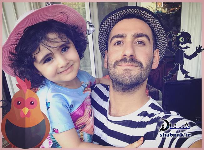 nima shaban nejad 4 - بیوگرافی نیما شعبان نژاد و همسرش +عکس های خانوادگی