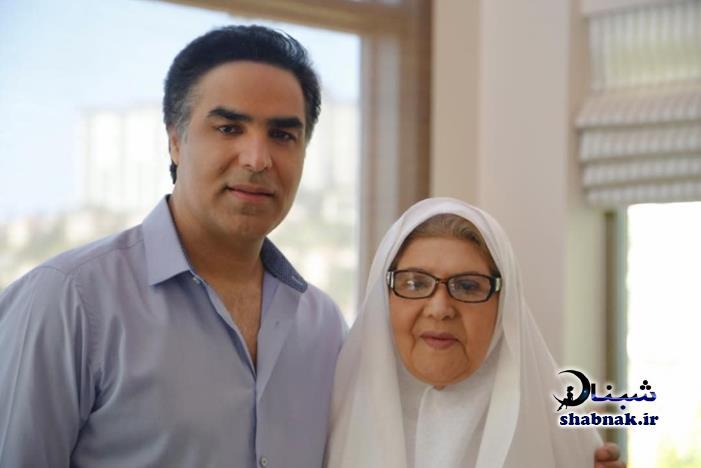 omid shabnak.ir 7 - بیوگرافی امید خواننده و همسرش (از جبهه تا لس آنجلس)