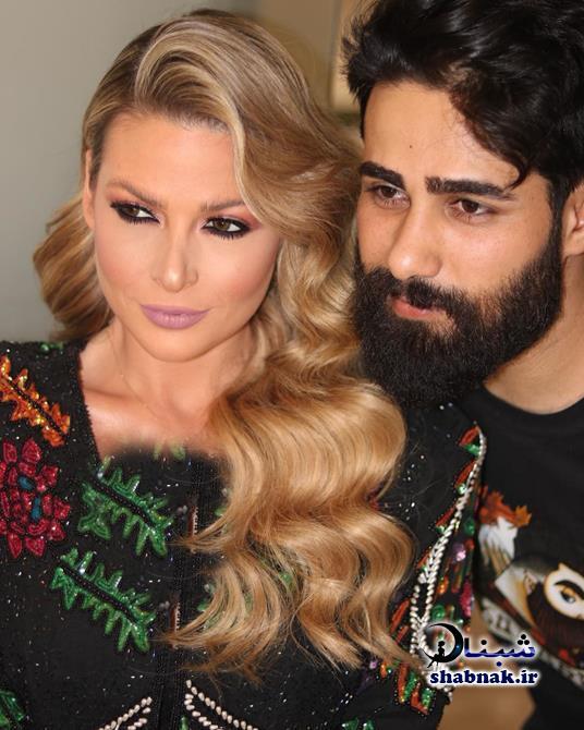 pamelaelkik shabnak.ir 2 - بیوگرافی پاملا الکیک بازیگر نقش ژاکلین سریال ساخت ایران +عکس