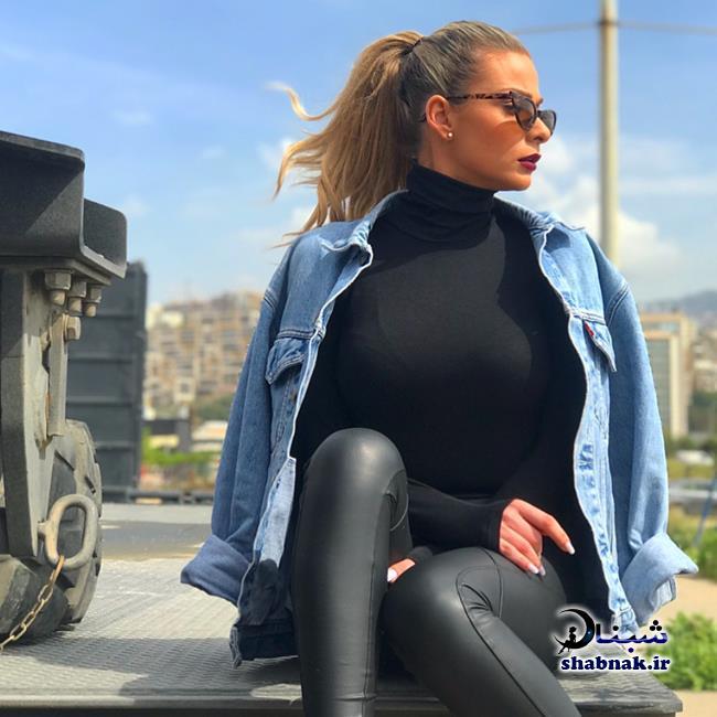 pamelaelkik shabnak.ir 3 - بیوگرافی پاملا الکیک بازیگر نقش ژاکلین سریال ساخت ایران +عکس