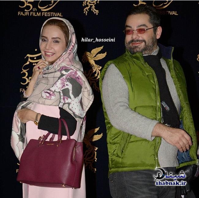 بیوگرافی سام قریبیان و همسرش +ازدواج و تصاویر شخصی