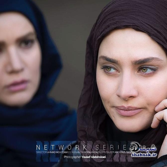 sanaz saeedi 6 - بیوگرافی ساناز سعیدی و همسرش +تصاویر ساناز سعیدی