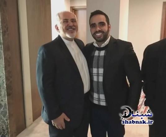sasha sobhani 3 - بیوگرافی ساشا سبحانی پسر سفیر سابق ایران +فیلم لو رفته