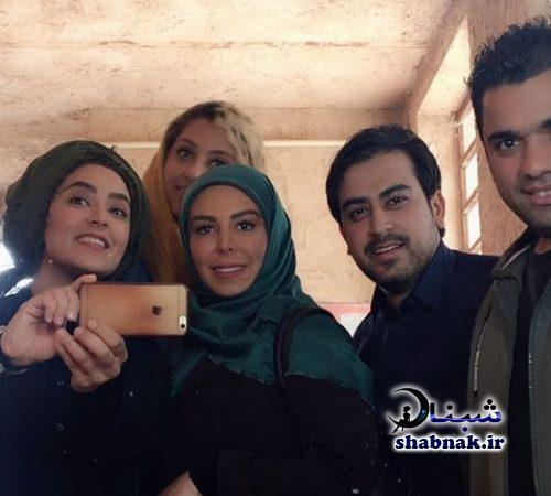 بیوگرافی بازیگران سریال راه و بیراه +تصاویر پشت صحنه
