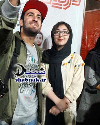 بیوگرافی نیما شعبان نژاد و همسرش