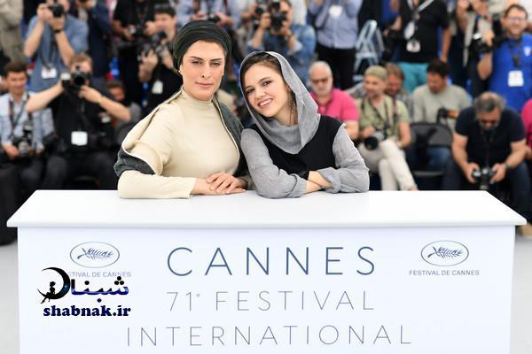 2018 Cannes Film Festival 4 1 - تیپ بهناز جعفری و گلشیفته فراهانی در جشنواره کن 2018