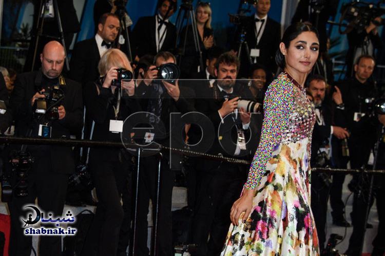 2018 Cannes Film Festival 7 1 - تیپ بهناز جعفری و گلشیفته فراهانی در جشنواره کن 2018