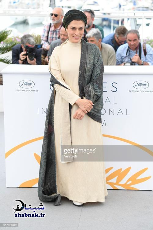 2018 Cannes Film Festival 8 1 - تیپ بهناز جعفری و گلشیفته فراهانی در جشنواره کن 2018