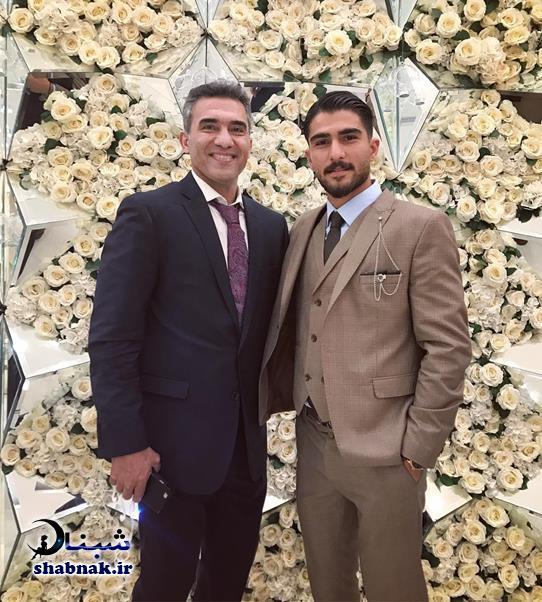بیوگرافی امیر عابدزاده و پدرش