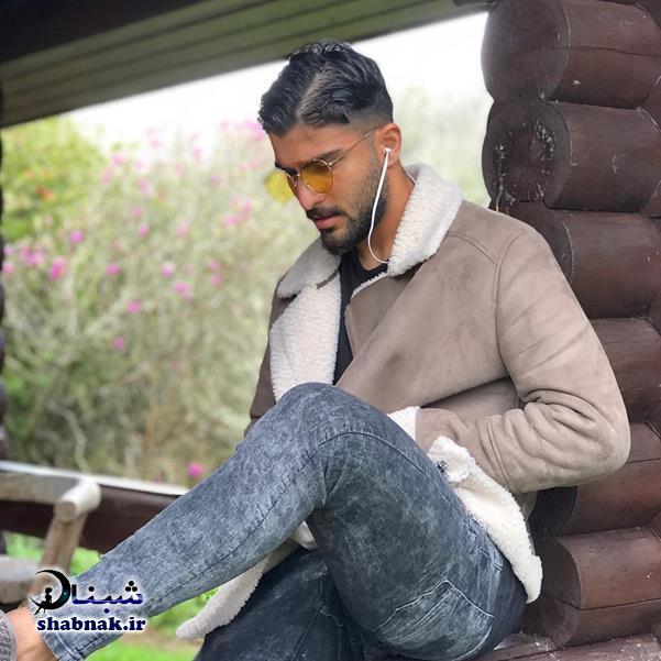 بیوگرافی امیر عابدزاده