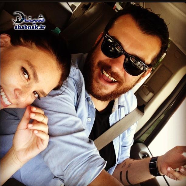 بیوگرافی آصلی انور و همسرش,عکس های آصلی انور