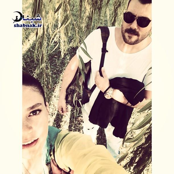 بیوگرافی آصلی انور و همسرش,عکس های لو رفته آصلی انور