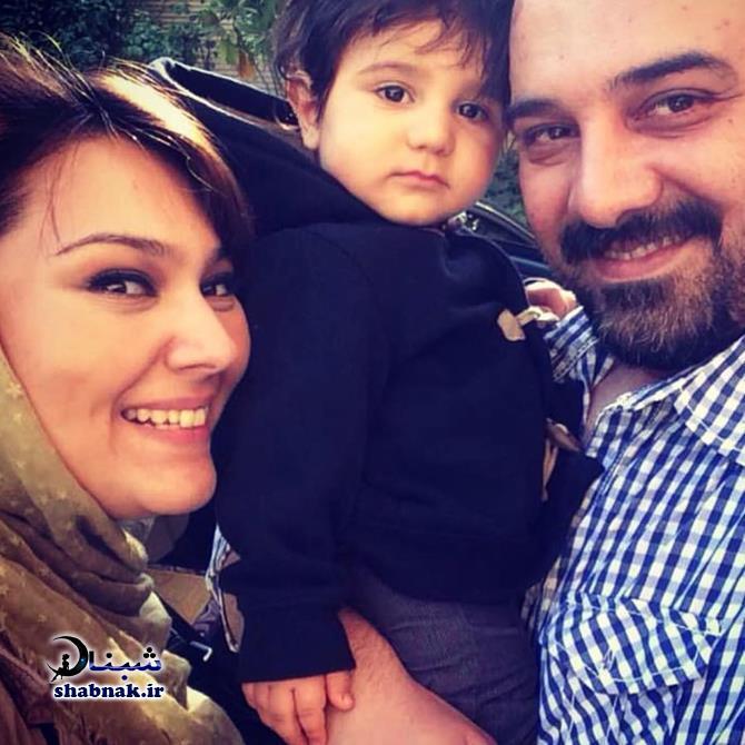 Borzou Arjmand 1 - بیوگرافی برزو ارجمند و همسرش +عکس های لو رفته
