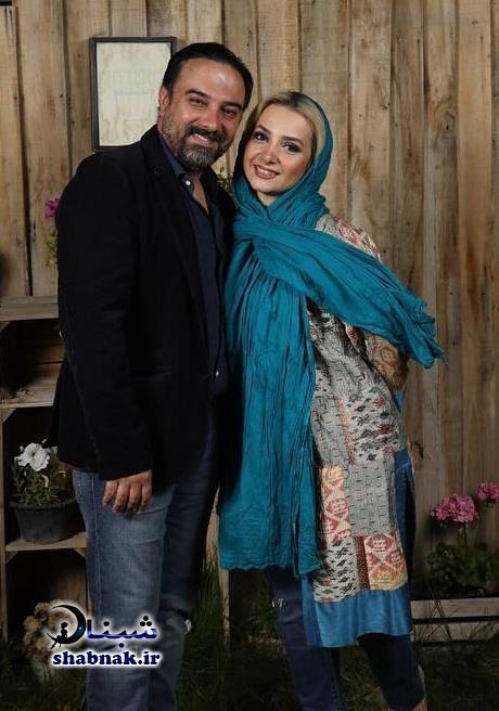 Borzou Arjmand 5 - بیوگرافی برزو ارجمند و همسرش +عکس های لو رفته