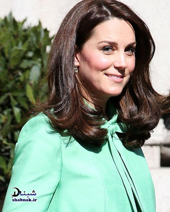Catherine 3 - بیوگرافی کیت میدلتون همسر شاهزاده ویلیام +تصاویر