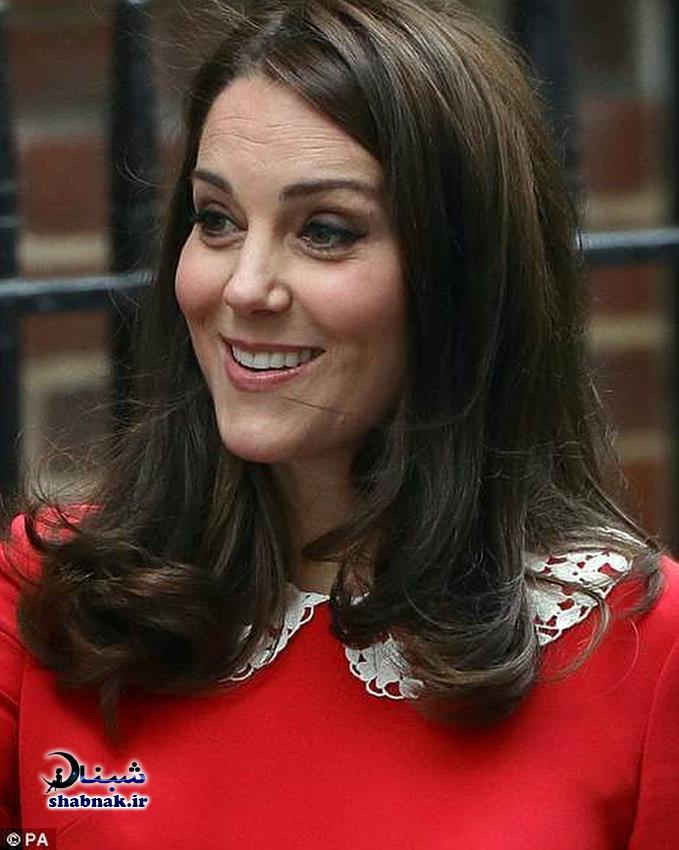 بیوگرافی کیت میدلتون همسر شاهزاده ویلیام